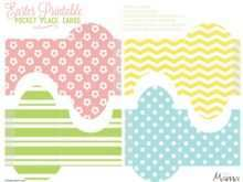 13 Creative Easter Place Card Templates Now by Easter Place Card Templates