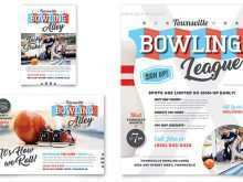 13 Customize Bowling Flyer Template Word Formating by Bowling Flyer Template Word