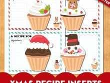 13 Customize Our Free Christmas Recipe Card Template Pdf PSD File for Christmas Recipe Card Template Pdf