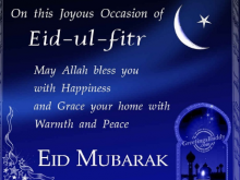13 Customize Our Free Eid Ul Fitr Card Templates Templates with Eid Ul Fitr Card Templates