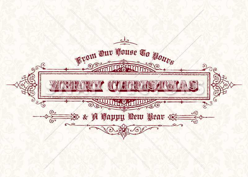 13 Customize Our Free Retro Christmas Card Templates PSD File for Retro Christmas Card Templates