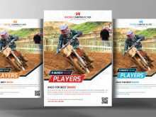 13 Format Bike Flyer Template PSD File by Bike Flyer Template