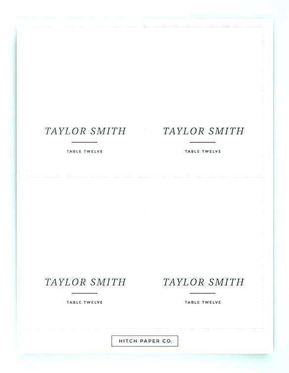 13 Format Place Card Template Word Document in Word by Place Card Template Word Document