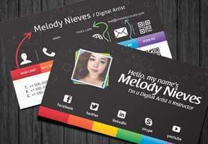 13 Free Business Card Template Graphicriver Layouts by Business Card Template Graphicriver