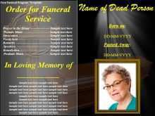 13 Free Funeral Flyer Templates Now by Funeral Flyer Templates