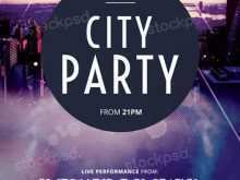 13 Free Party Flyer Free Template for Ms Word for Party Flyer Free Template