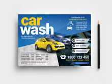 13 Free Printable Car Wash Flyers Templates Maker by Car Wash Flyers Templates