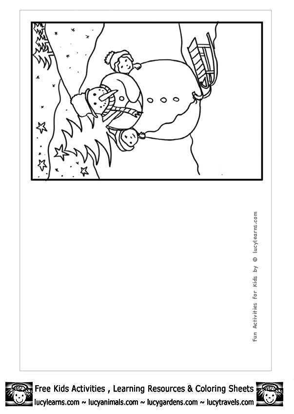 13 How To Create Christmas Card Template Coloring Now with Christmas Card Template Coloring