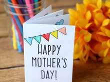 13 Online Diy Mother S Day Card Template in Photoshop with Diy Mother S Day Card Template
