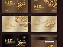13 Printable Vip Card Template Free Templates with Vip Card Template Free