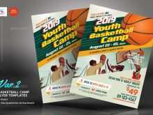 14 Blank Basketball Camp Flyer Template Layouts by Basketball Camp Flyer Template