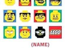 14 Blank Birthday Card Template Lego by Birthday Card Template Lego