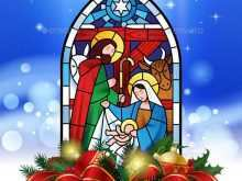 14 Blank Christmas Card Template Religious with Christmas Card Template Religious