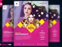 14 Blank Free Photography Flyer Templates Photoshop Download with Free Photography Flyer Templates Photoshop