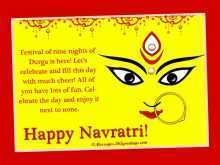 14 Create Navratri Invitation Card Format In English Photo by Navratri Invitation Card Format In English