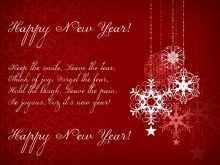 14 Creating Christmas New Year Greeting Card Templates in Word by Christmas New Year Greeting Card Templates