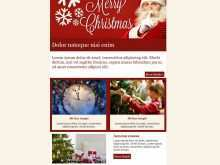 14 Creative Christmas Card Template Outlook Layouts by Christmas Card Template Outlook