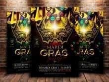 14 Creative Mardi Gras Party Flyer Templates Free in Photoshop for Mardi Gras Party Flyer Templates Free