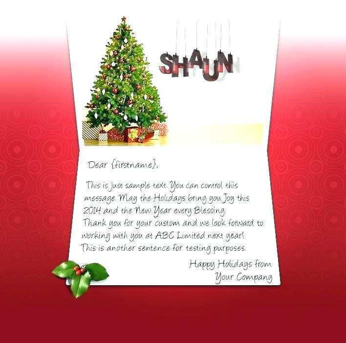 14 Customize Christmas Card Template For Email Download by Christmas Card Template For Email