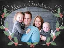 Hp Christmas Card Templates
