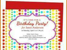 14 Customize Invitation Card Format In Word for Ms Word by Invitation Card Format In Word