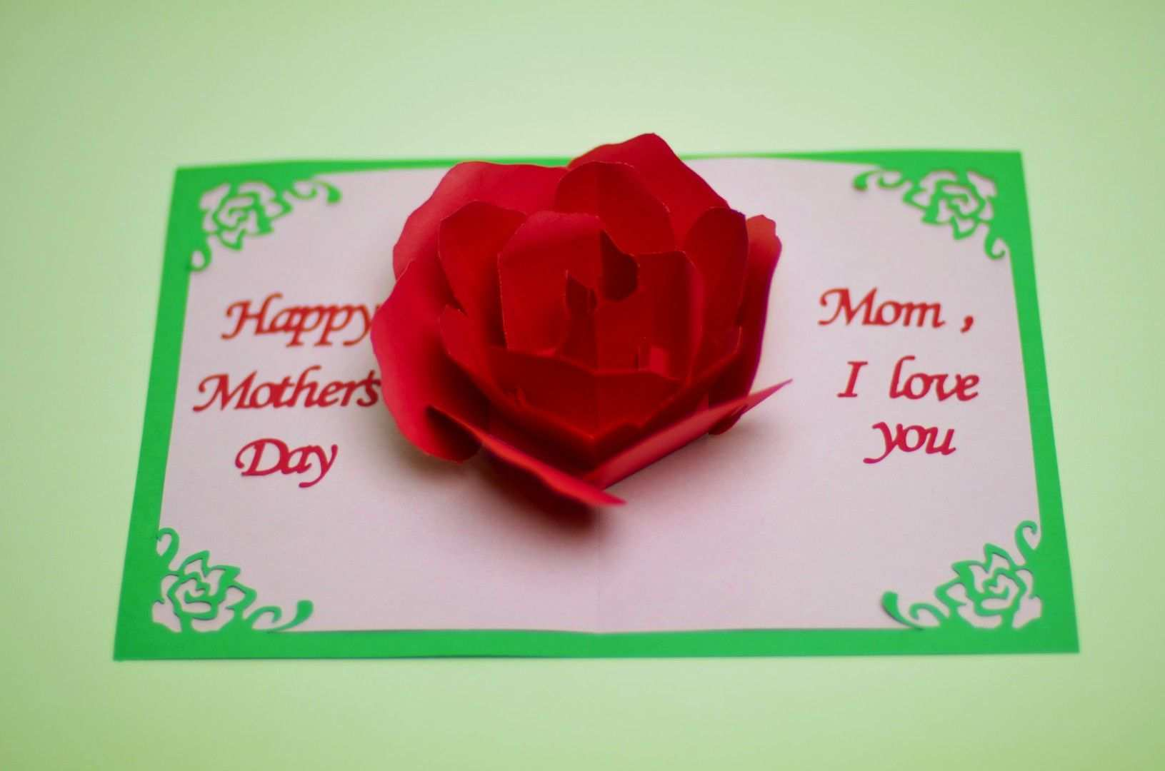 14 Customize Our Free 3D Mothers Day Card Template in Word with 3D Mothers Day Card Template