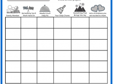 14 Customize Our Free Agenda Family Meeting Template PSD File with Agenda Family Meeting Template