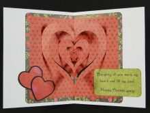 14 Customize Our Free Heart Card Templates Nz Templates by Heart Card Templates Nz