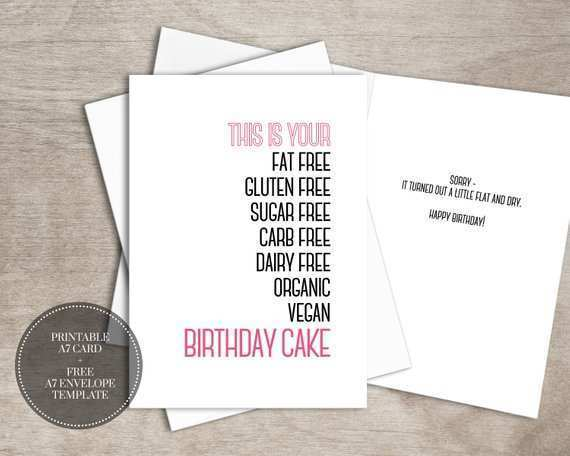 14 Format Birthday Card Template For Her for Ms Word with Birthday Card Template For Her