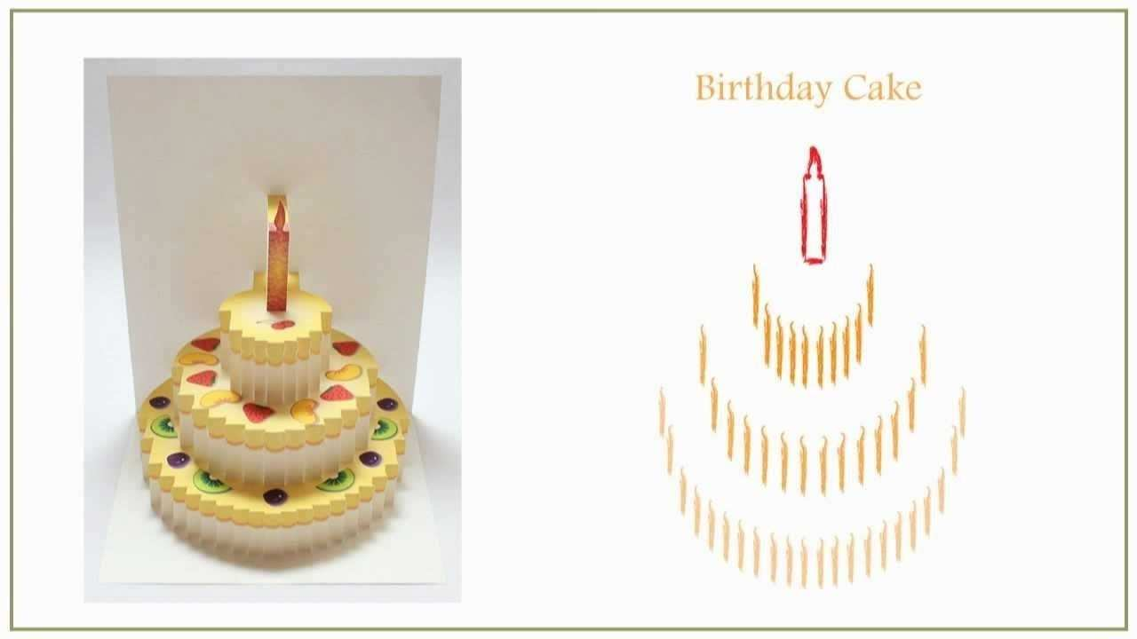 14 Free 3D Birthday Card Template Free Photo by 3D Birthday Card Template Free