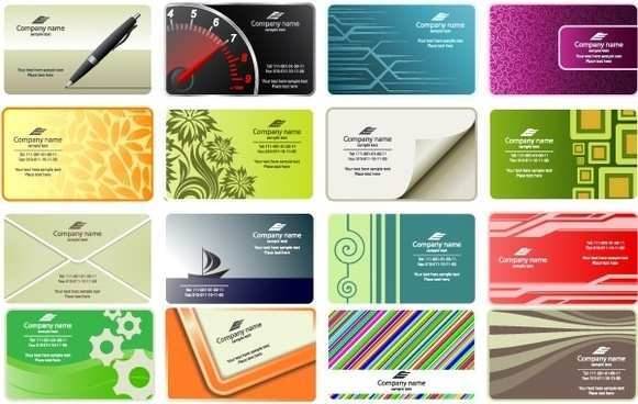 14 Free Business Card Design Templates Free Corel Draw Photo with Business Card Design Templates Free Corel Draw