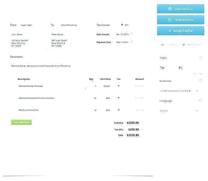 14 Free Printable Responsive Receipt Invoice Email Template Photo by Responsive Receipt Invoice Email Template