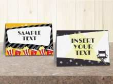 14 How To Create Create Tent Card Template Now with Create Tent Card Template