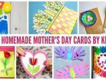 14 Online Mother S Day Card Template Preschool Maker with Mother S Day Card Template Preschool