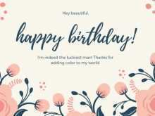 14 Report 17Th Birthday Card Template in Photoshop with 17Th Birthday Card Template
