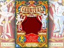 14 Report Carnival Themed Flyer Template for Ms Word for Carnival Themed Flyer Template