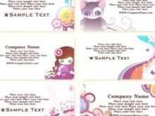 14 Report Cute Business Card Template Word Now by Cute Business Card Template Word