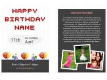 14 Standard Birthday Card Template Add Photo For Free with Birthday Card Template Add Photo