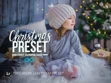 14 Standard Christmas Card Template Lightroom in Word with Christmas Card Template Lightroom