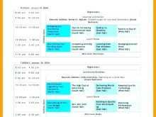 14 Standard Conference Agenda Template Indesign Layouts for Conference Agenda Template Indesign