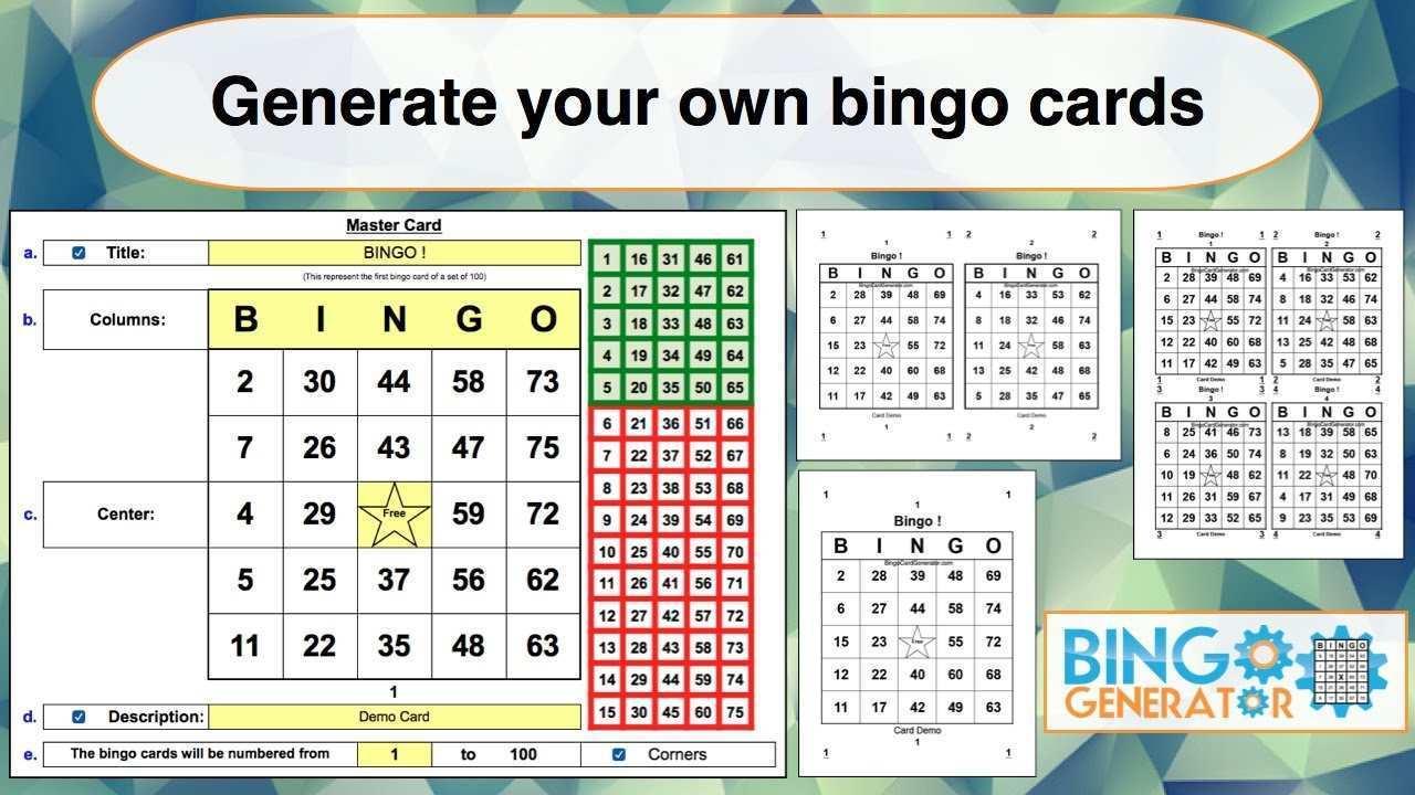 21 Blank Bingo Card Template 21X21 PSD File for Bingo Card Template For Blank Bingo Card Template Microsoft Word