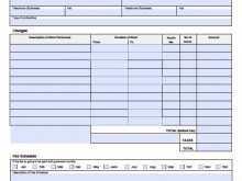 15 Create Construction Invoice Template Nz Maker with Construction Invoice Template Nz