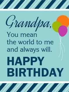 15 Creative Birthday Card Template For Grandpa PSD File by Birthday Card Template For Grandpa