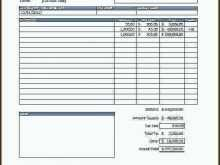 15 Format Building Contractor Invoice Template Download by Building Contractor Invoice Template