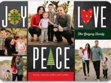 15 Format Christmas Card Collage Templates Now for Christmas Card Collage Templates