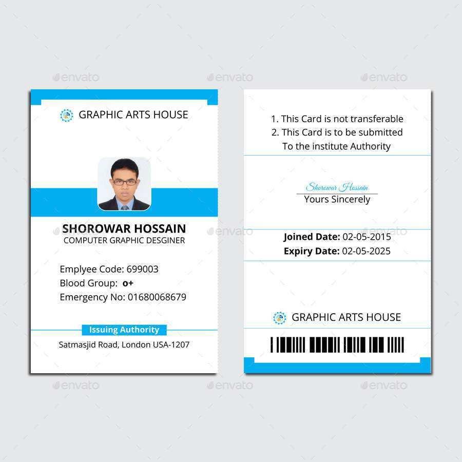 15 Format Id Card Size Template Psd Now with Id Card Size Template Psd