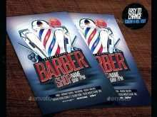 15 Printable Barber Shop Flyer Template Free Photo for Barber Shop Flyer Template Free