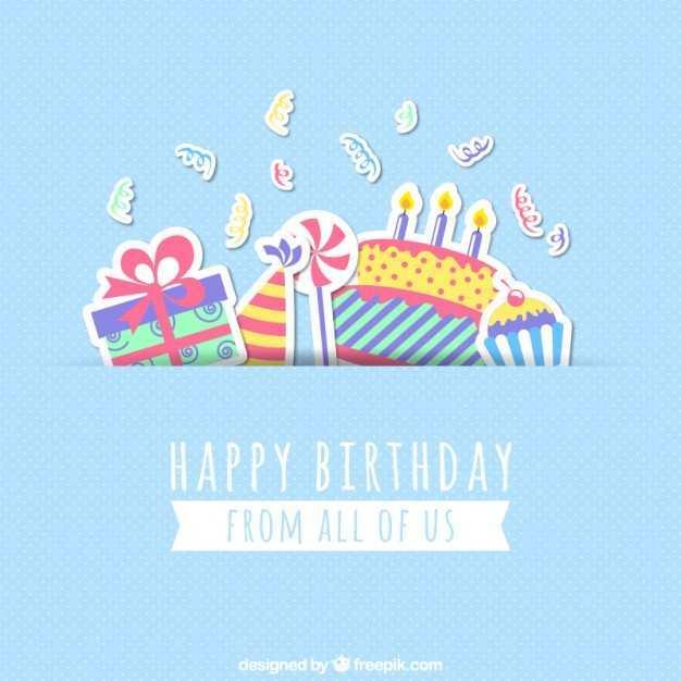 15 Printable Birthday Card Template Freepik PSD File for Birthday Card Template Freepik