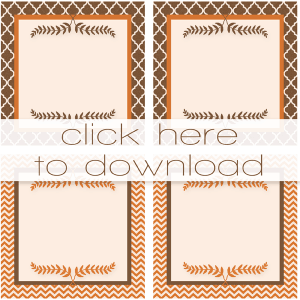 15 Report Free Printable Thanksgiving Place Card Template Photo with Free Printable Thanksgiving Place Card Template