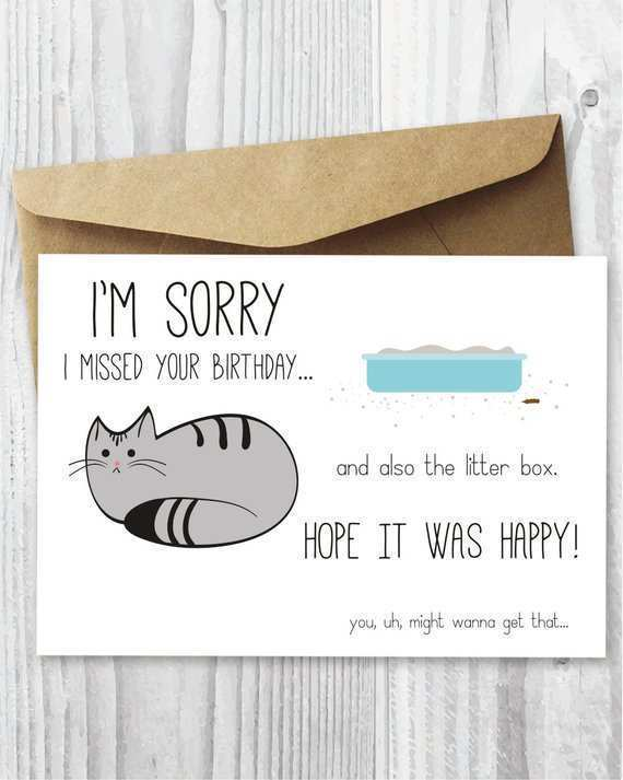 15 Report Happy Belated Birthday Card Template with Happy Belated Birthday Card Template